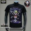 100% algodão moda tshirt homem t- camisas 3d impressão t- camisa camiseta jogo vampiro roupa