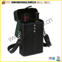 2014 Hottest!Handmade Manufacture Leather Wine Bottle Holder,Wine Bag In Box Holder