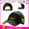 Fashion cotton baseball cap custom embroidery golf cap
