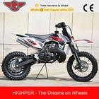 9.0HP! 2 stroke Kick Start 50cc Dirt Bike with KTM engine (DB502B)
