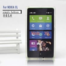 gel skin phone case for NOkia XL, for Nokia XL case