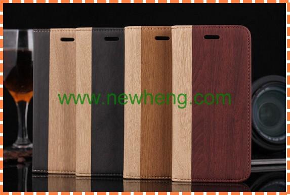 деревянные картины pu кожаный чехол для iphone 5 5s