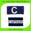 Comfortable customized football soccer captain armband