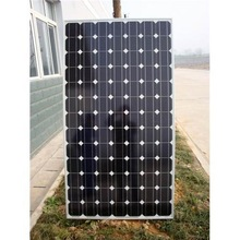 new 195w solar panel price with high efficiency