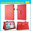 Auto sleep function smart leather case cover for kobo with stand