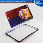 Top Gel Plastic Printed Back Soft TPU Case For Ipad mini