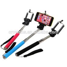 cellphone camera selfie self photograph hand hold stick ,extendable bluetooth selfie stick