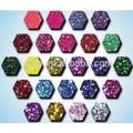 2014 hotsale glitter colorati polveri per il commercio all'ingrosso