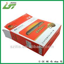 Custom beautiful printing good quality hot dog packaging box