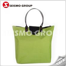 super big canvas shopping bag foldable bag nylon