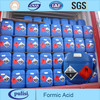 hot sale professinal manufacturer 10 years cas 64-18-6 formic acid 85%