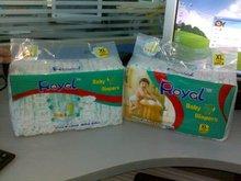 China clothlike diaper , sleepy baby diaper ,