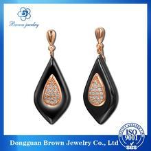 high quality pearl and diamond earrings