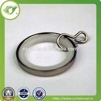 big round curtain rings,square metal curtain rings