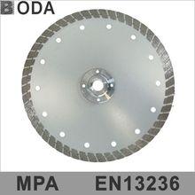 China multi purpose cutter turbo rim diamond saw blade