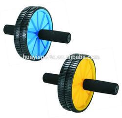 Top Quality Abdominal Wheel AB Wheel Home Fitness Equipment