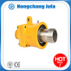 32A double ways water pipe joints rotating connector hydraulic rotary joints