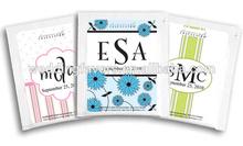 Monogrammed Tea Bag Party Favors (30 Designs)