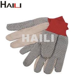 Good quality Cotton Knitting Gloves HL4025