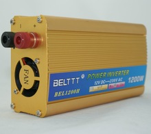 God color inverter 12V / 24 v DC to 110V /220V AC 1200 watt car inverter made in china