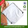 polyester great custom drawstring laundry bag
