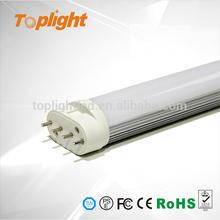 China insert 22w 4-pin Frosted japanese animal tube 2g11 t8 led light
