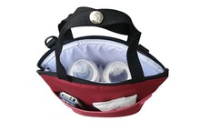 Food use and insulated type cooler tote bag for mummy