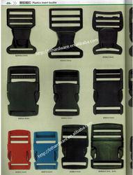 plastic buckle side release insert buckle,plastic side release buckles