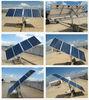 sun tracker solar module tracker system & solar sun tracking system free shipping by fedex