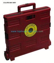 2012 hot Folding cart ,shopping cart trolley,folding file cart