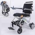 novo design cadeira de rodas motorizada motor para deficientes com bateria de lítio