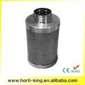 Verde casa purificador del aire de China de fabricación de carbón activo del filtro de aire