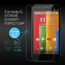 0.3mm Genuine Tempered Glass Screen Protector Film For Motorola Moto G