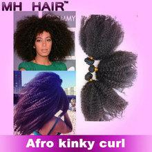 5a virgin brazilian hair afro kinky curly weaving hair afro hair nubian kinky twist