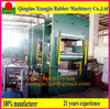 machine for rubber tile line, machine for rubber flooring press, rubber flooring tile presses