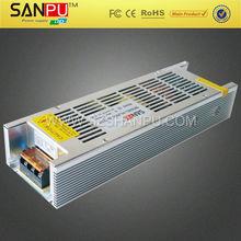 ce rohs constant voltage ip20 aluminum 240 volt 12 volt transformer for led strip lights