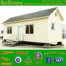similar wooden prefab steel villa for sale