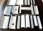 Ceiling drywall &gypsum galvanized metal studs and tracks