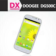 "Cheap Original 5"" DOOGEE Discovery DG500 3G Phone MTK6589 quad core Android 4.2 1GB Ram 4GB Rom 13.0mp Camera"