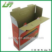 Chinese custom handmade olive oil packaging box