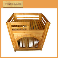 Hot Sale Made-in-China Wooden Dog House,indoor dog cages