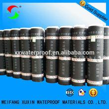 sbs modified bituminous waterproof membrane