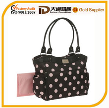 Dot Diaper Tote High Quality Nappy Bag Mommy Organizer Bags