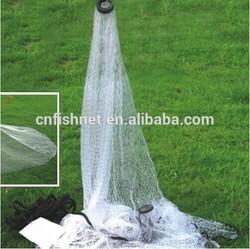 PA Plastic Type and Cast Net Type cheap nylon netting