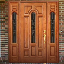 hot sale new rustic wooden doors