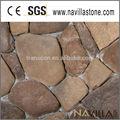 Fabricado río roca piedras de guijarros de piedra para decoración de jardinería