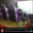 Motion 4D cinema equipment with hydraulic motion chair