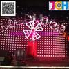Cheap price!!! P10 led curtain screen, led mesh curtain