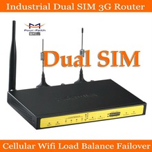 Industrial Dual Module 4G WIFI Router F3C30