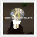 220v 3 e27 bombilla led de luz de la lámpara de tungsteno tipo de iluminación led bombilla